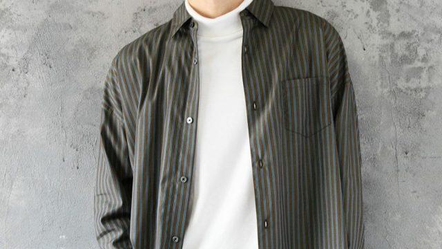 メンズの人気長袖シャツおすすめ!| カジュアルからきれいめまでコーデできる10選